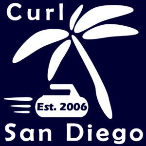 Curl San Diego logo