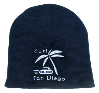 Curl San Diego Toque