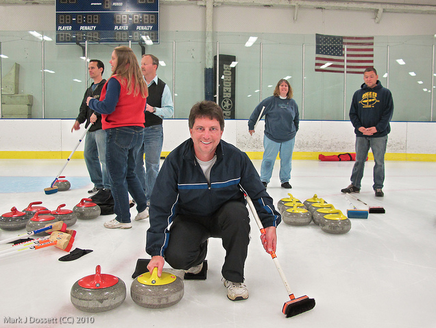 Curling Shot